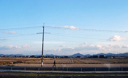 正月の風景(岡山)