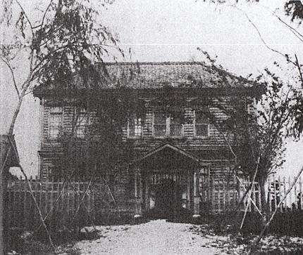 稗貫郡役所