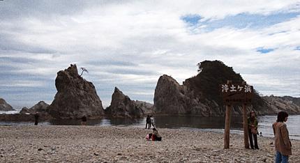 浄土ヶ浜(2012.5.5)