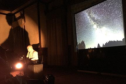 「第7回イーハトーブ・プロジェクトin京都」より:「銀河鉄道の夜」