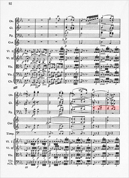 ベートーヴェン交響曲第3番第2楽章2