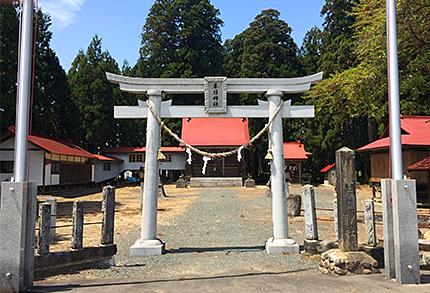 現在の春日神社