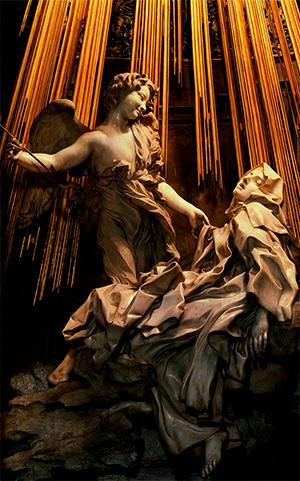 ベルニーニ「聖テレジアの恍惚」