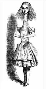 L.キャロル『不思議の国のアリス』より