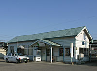 JR小岩井駅