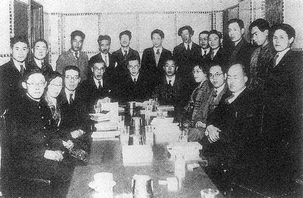 第一回宮澤賢治友の会