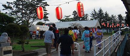 桜町盆踊り
