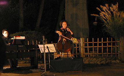 藤原真理 in 賢治祭2006