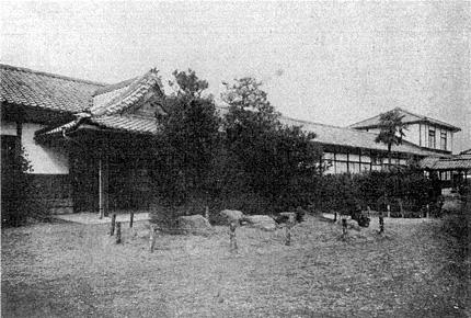 京都府立農林学校(桂時代)