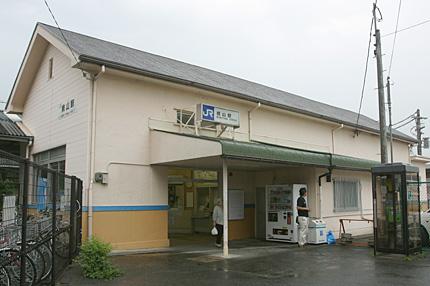 JR桃山駅