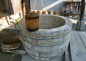 賢治産湯の井戸