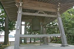 中尊寺本堂梵鐘