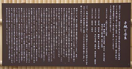 子規と奈良(クリックすると拡大します)