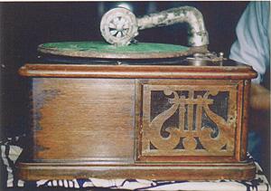 賢治の蓄音機