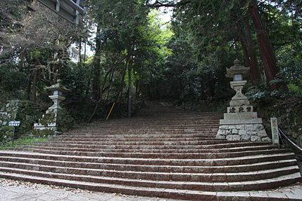 延暦寺表参道入口