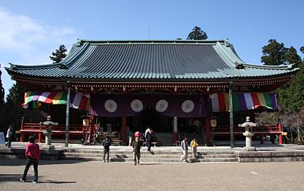 延暦寺・大講堂