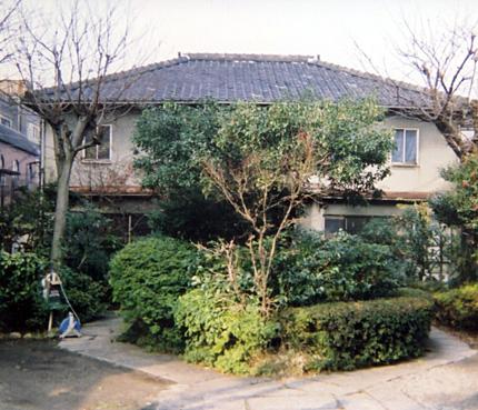 中外日報社・旧社屋1