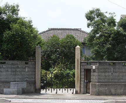 中外日報社・旧社屋2
