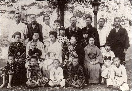 1906年8月「第八回仏教講習会(於大沢温泉)
