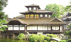 西本願寺飛雲閣