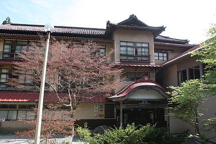 鉛温泉・藤三旅館