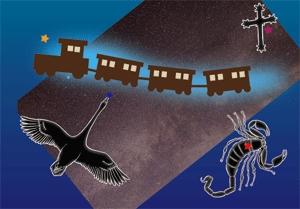 プラネタリウム夜間特別投影「銀河鉄道の星めぐり」