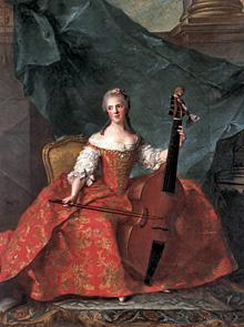 王女アンリエットの肖像