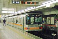 東京地下鉄銀座線